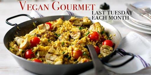 Vegan Gourmet Dinner