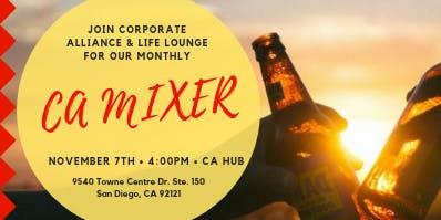 Corporate Alliance November Mixer