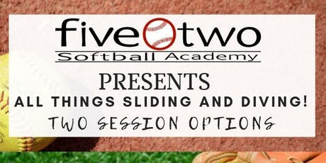 fiveOtwo Sliding and Diving Camp tickets