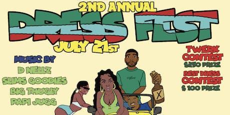 2nd Annual Dress Fest tickets