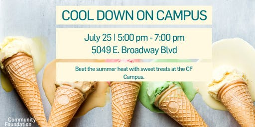 Cool Down on Campus