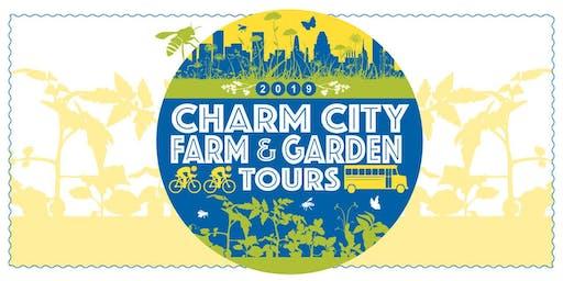 Charm City Farm and Garden Bike Tour 2019