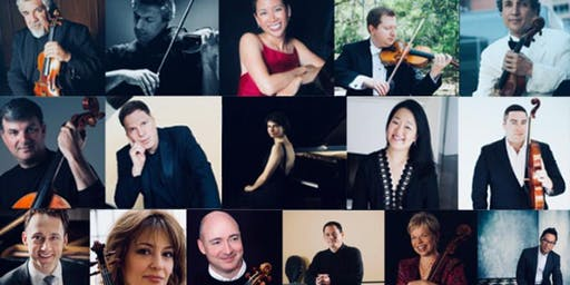 The Josef Gingold Chamber Music Festival of Miami Student Artist Series