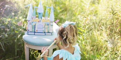 Princess Tea Party with Special Guest Miss Utah 2019, Dexonna Talbot