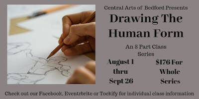 Drawing the Human Form: An 8 Part Class Series