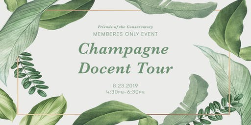 Champagne Docent Tours