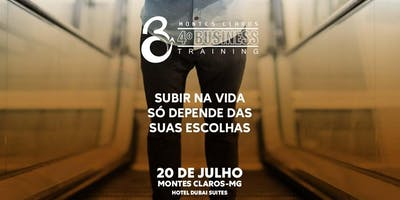 4 º BUSINESS TRAINING - MONTES CLAROS-MG