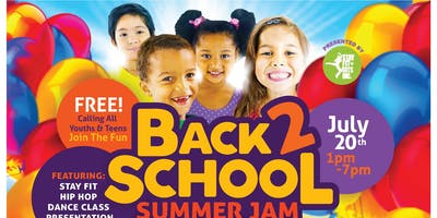 Back 2 School Jam