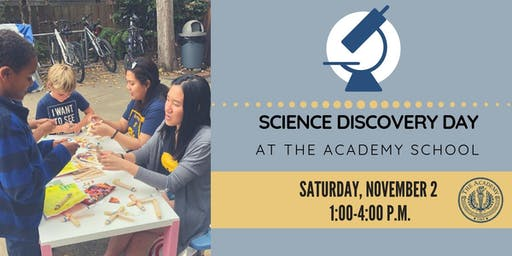 East Bay Science Discovery Day