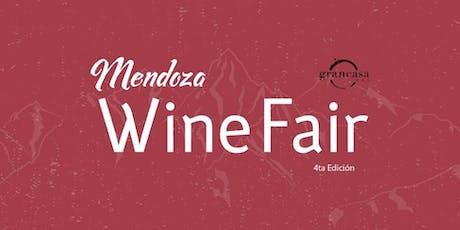 Mendoza Wine Fair tickets