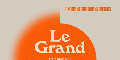 LE GRAND, MONOBODY, JR. CLOONEY, SPARK  THE FOREST, CAMP @ miniBar tickets