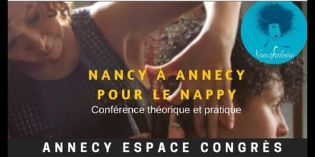 Nancy à Annecy pour le NAPPY tickets