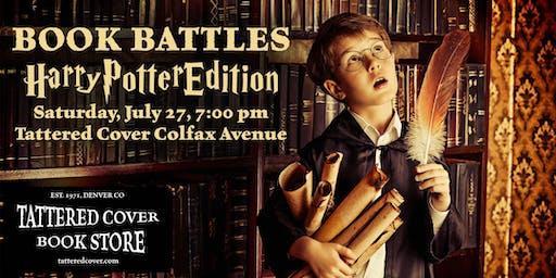 Book Battles Trivia Night - Harry Potter Themed