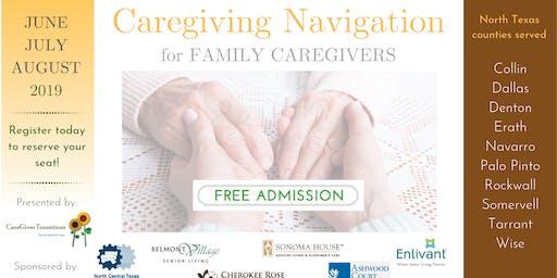 Somervell Community Event for People Caring for Senior Family Members