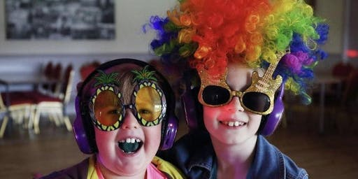 Children's Silent Disco - George Ezra/Little Mix Playlist