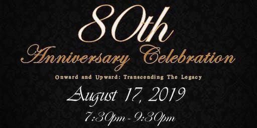 BML 80th Anniversary Celebration