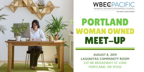 Portland Woman Owned Meet-Up tickets