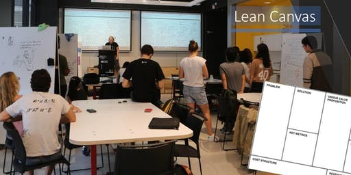 Workshop: Learn the lean approach to developing your idea at UNSW