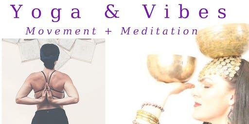 Yoga & Vibes