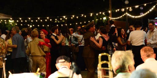 1940s Dance Party - Swing Dance Fundraiser