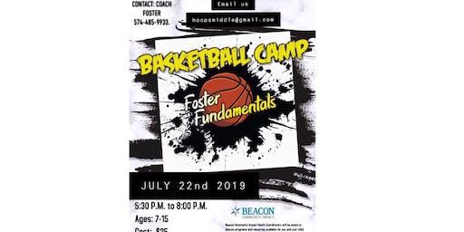 Foster Fundamentals Basketball Camp