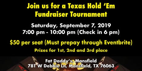 Poker for Pups tickets