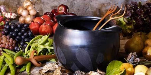 Energy Talks with Maestra Paula~ Kitchen Witch, conquering EBV~ Downtown Mesa