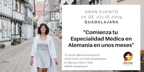 Comienza tu Especialidad como Médico en Alemania en unos meses entradas