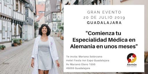 Comienza tu Especialidad como Médico en Alemania en unos meses