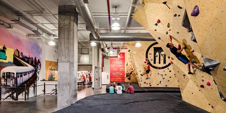 Members Only Climb + Hang tickets