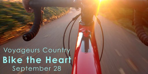 Voyageurs Country Bike the Heart Event on National Public Lands Day
