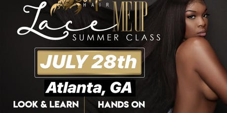 Lace Me Up Summer Class-ATL tickets