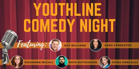 Youthline Comedy Night  tickets