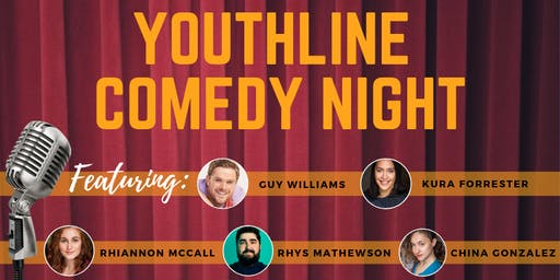 Youthline Comedy Night