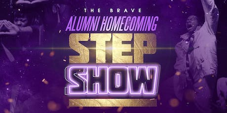 Brave Alumni Homecoming Step Show 2019 tickets
