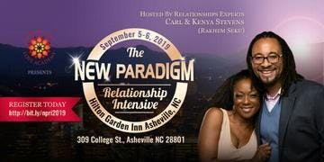 The New Paradigm Relationship Intensive | Custom Design Your Relationships!