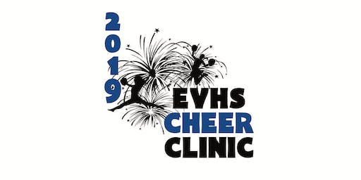 Eastview Cheer Clinic
