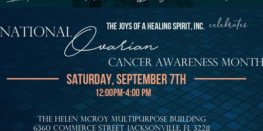 JOAHS' NATIONAL OVARIAN CANCER AWARENESS MONTH SEMINAR