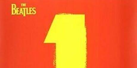 "Vinyl Sessions Starlings Harrogate - The Beatles ""1"" Album tickets"