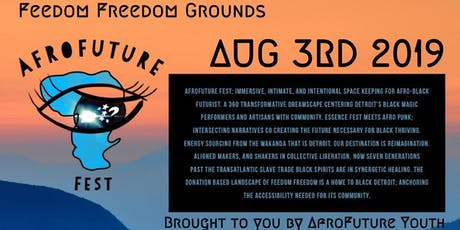 AfroFuture FEST tickets