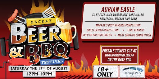 Mackay Beer and BBQ Festival
