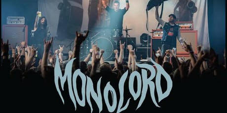 Monolord with Blackwater Holylight, and Yidhra tickets