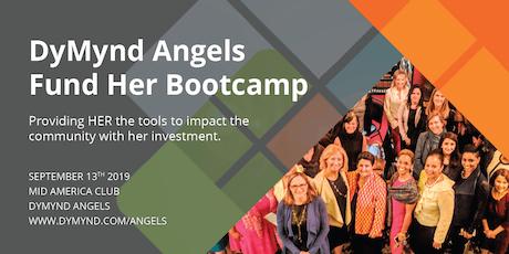 DyMynd Angels Fund Her Bootcamp tickets