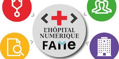 L'HÔPITAL NUMÉRIQUE - Un partenariat Hacking Health/ FAME / AXIANS / CHU / UN