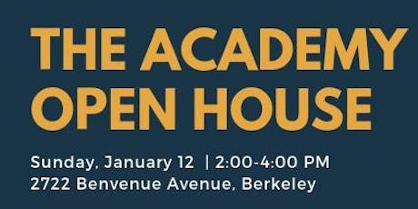 The Academy School Winter Open House tickets