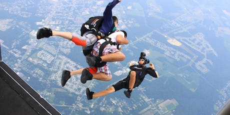 Tandem Skydive with Transport - 08/25/2019 Sunday tickets