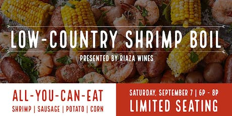 Low Country Shrimp Boil tickets
