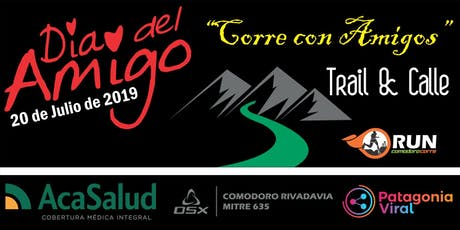 Corre con Amigos 2019 8va. Edición entradas