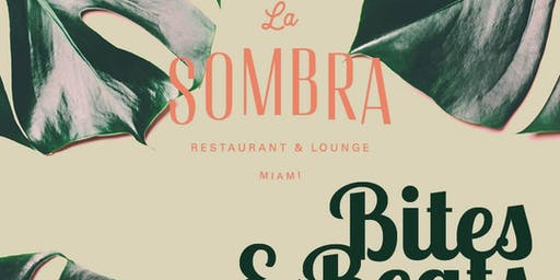 Dinner Party Fiesta at La Sombra Restaurant & Lounge on Miami Beach by Johnny Salazar