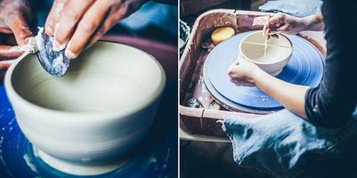 6-Week Pottery Wheel Throwing Class